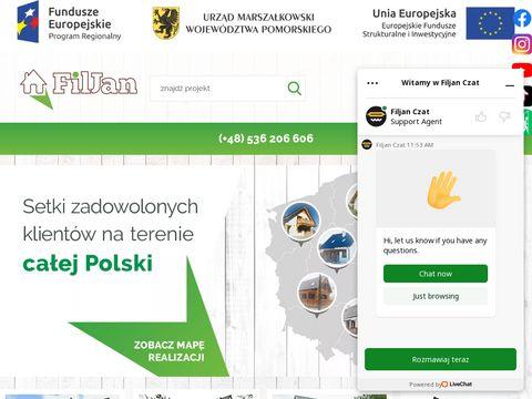 Filjan.pl domy szkieletowe
