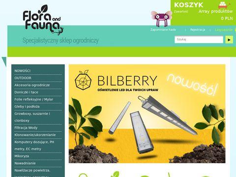 Flora-fauna.pl - systemy hydroponiczne
