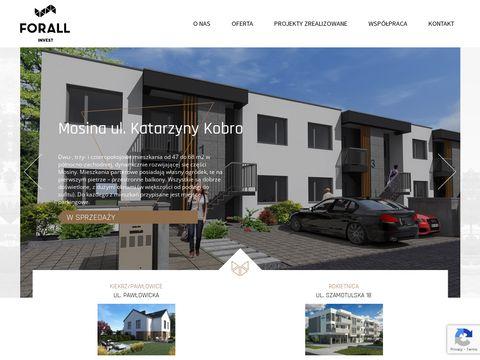 ForAll Invest - deweloper Poznań
