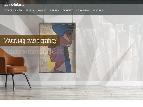Fotoroleta.pl - roleta reklamowa