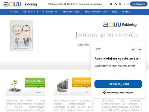 Faktoringdlamalych.pl firm blog