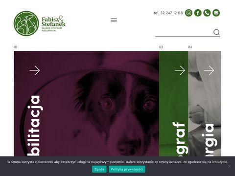 Weterynarz katowice fabisz-stefanek.pl