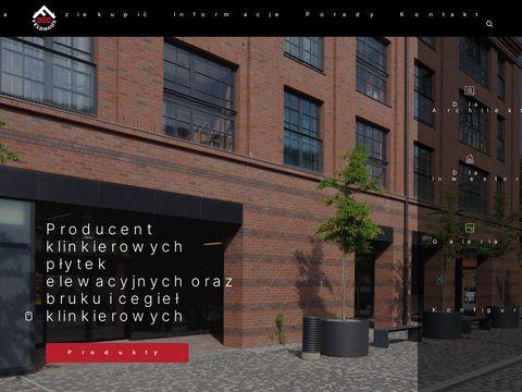 Feldhaus.pl płytki z cegły