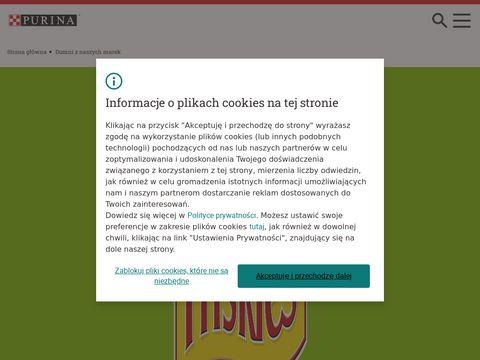 Friskies.pl karma dla kota