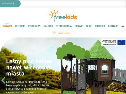 Freekids. plac zabaw dla dzieci