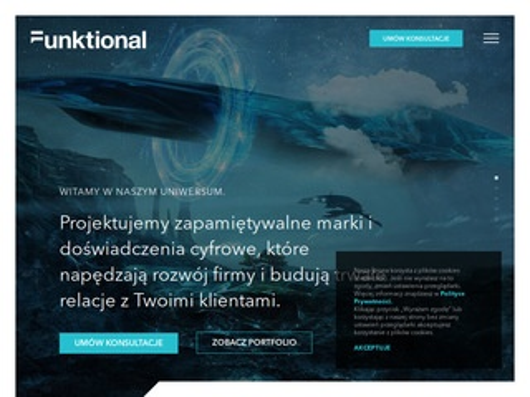 Funktional.pl - reklama Kraków