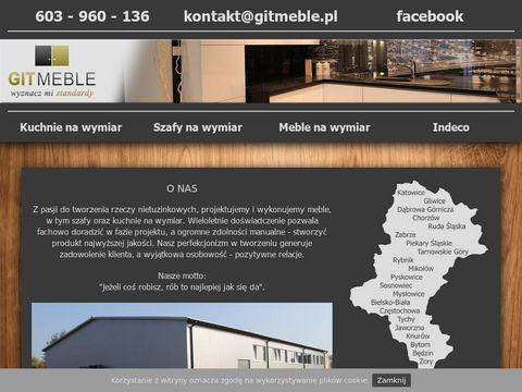 Git Meble - kuchnie Katowice