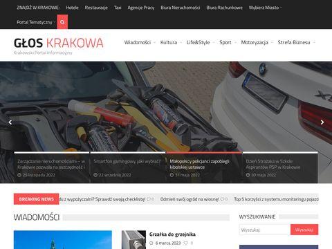 Gloselblaga.pl internetowy portal regionalny