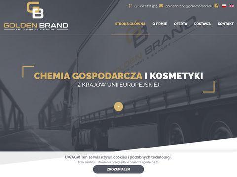 Golden Brand wysokiej jakości chemia z Niemiec