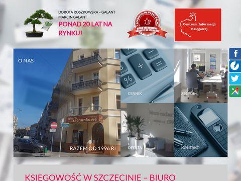 Roszkowska-Galant usługi księgowe Szczecin
