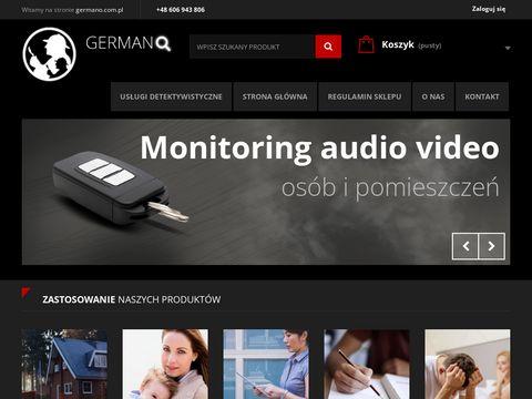 Germano.com.pl podsłuchy