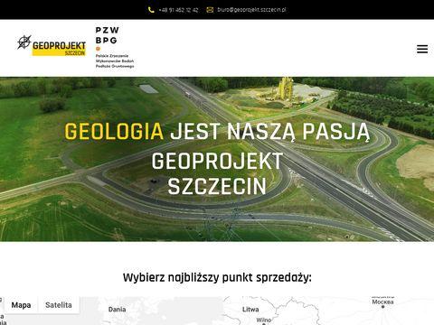 Geoprojekt Szczecin