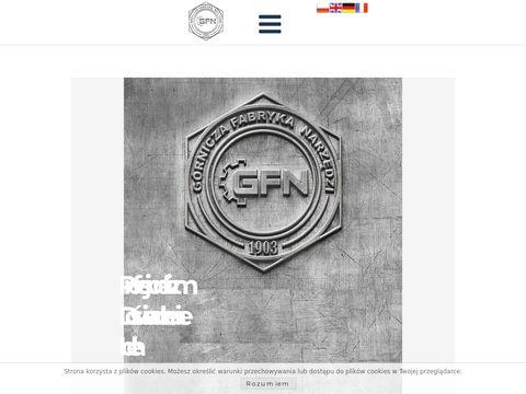 Gfn.com.pl wyroby stalowe