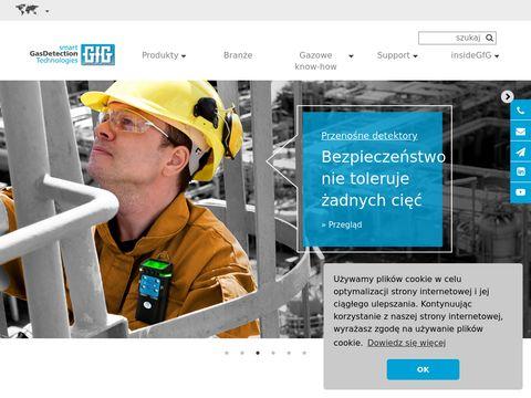 Gfg.pl detekcja gazu