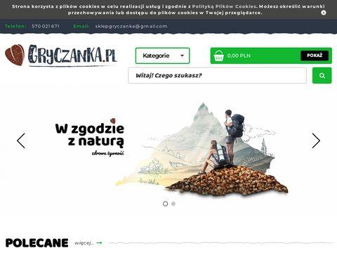 Gryczanka.pl żywność naturalna