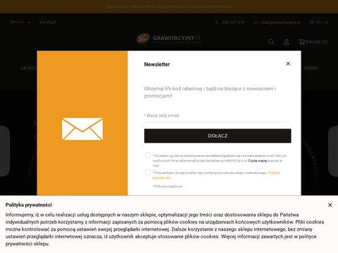 Grawitacyjny.pl sklep internetowy