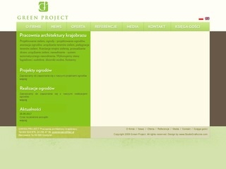 Greenproject.pl architektura zieleni