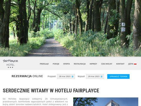 Hotelfairplayce.pl Umultowo Morasko