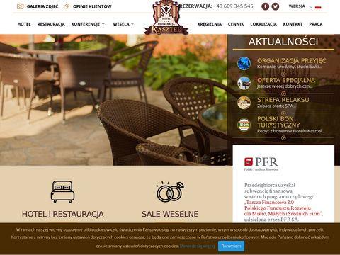 Hotelkasztel.pl konferencje okolice Krakowa