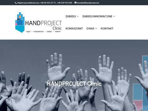 Handproject.pl komórki macierzyste leczenie