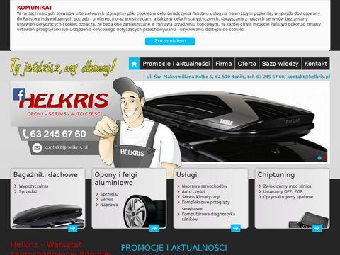 Helkris.pl - auto części Konin