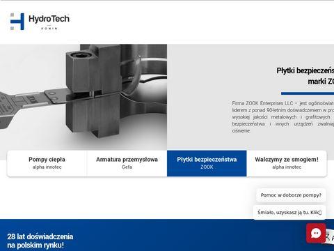 Pompa ciepła hydro-tech.pl
