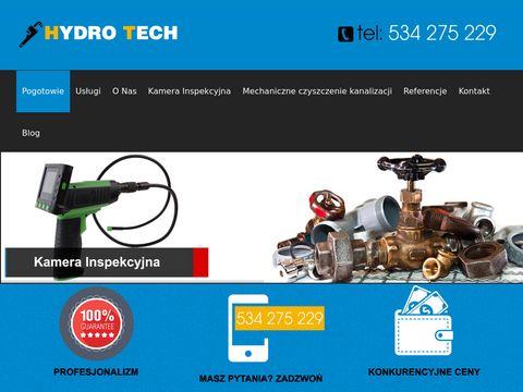 Hydro-tech24h.pl hydraulik Łódź