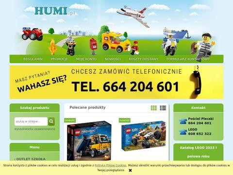Humi.pl - klocki