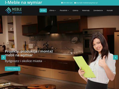 I-meblenawymiar.pl - kuchnie Bydgoszcz