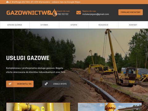Instalacjegazu.pl gazownictwo Warszawa