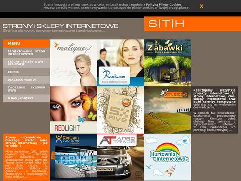 Internetowe-strony.com STH Gdynia