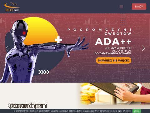 Infopiek - system zarządzania piekarnią