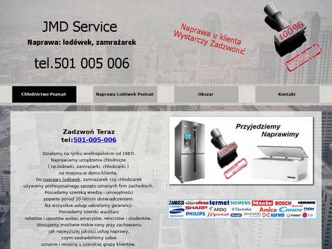 Naprawa lodówek Poznań i okolice
