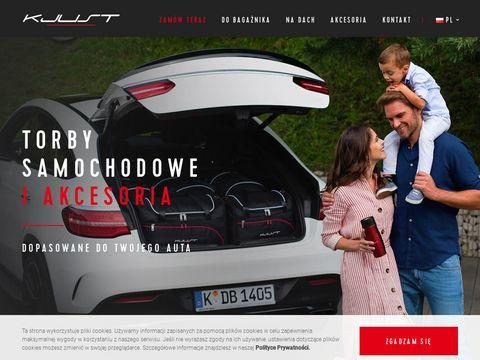 Kjust.com systemy bagażowe do samochodów