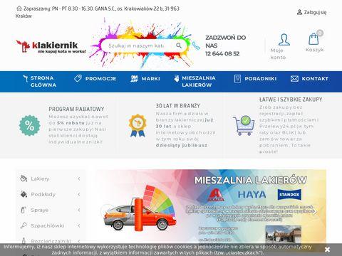 Klakiernik.pl - Mirka