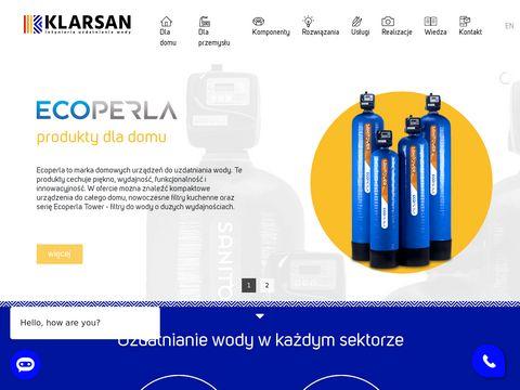 Klarsan - armatura przemysłowa Łódź