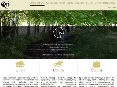 Kon.pl ośrodek jeździecki