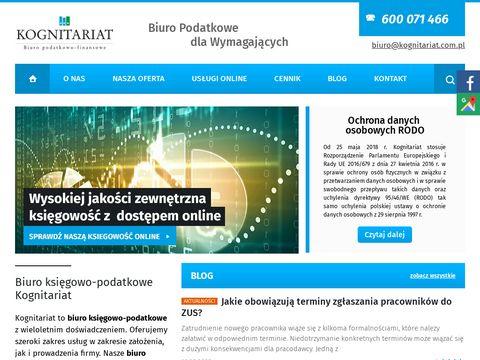 Kognitariat.pl - biuro rachunkowe Warszawa