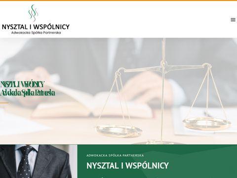 Radosław Nysztal adwokat