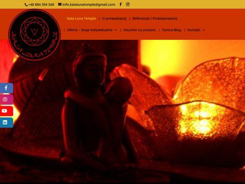 Kalalunatemple.com.pl masaż energetyczny