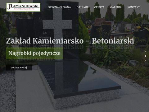 JLewandowski producent pomników Łomża