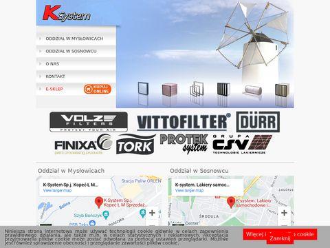 Ksystem.pl filtry kasetowe