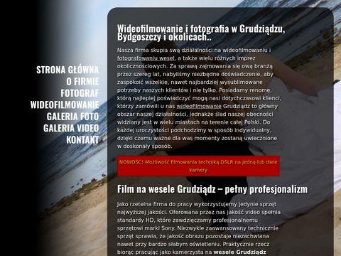 Krzysztofgrohs.pl Wideofilmowanie
