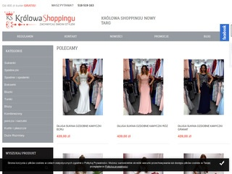Krolowa-Shoppingu.pl - sukienki