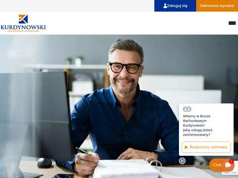 Kurdynowski.com.pl - biuro podatkowe