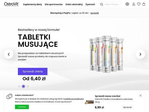 Kulturystyka.sklep.pl - odżywki i suplementy diety