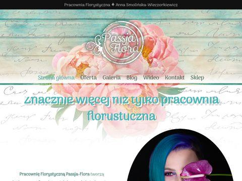 Kwiaty, bukiety ślubne - Pracownia Florystyczna
