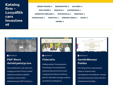 Looydfithcars-investment.pl skup aut Jaguar