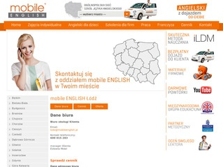 Mobile English Łódź