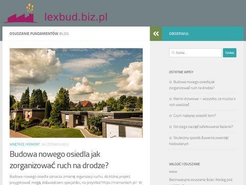 Lexbud.biz.pl odgrzybianie ścian